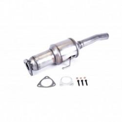 Catalyseur pour Iveco Daily 3.0 HPI Fourgon 146cv 16v (véhicule Diesel) Moteur : F1CE0481FA