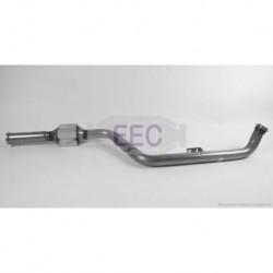 Catalyseur pour Mercedes C220 2.1 CDi S202 Break 125cv 16v (véhicule Diesel) Moteur : OM611.960