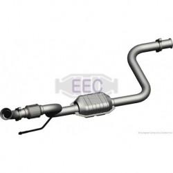 Catalyseur pour Mercedes Vito 2.3 CDi 108 W638 Fourgon 79cv 8v (véhicule Diesel) Moteur : OM601.942