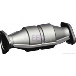 Catalyseur pour Opel Astra 1.7 F Fourgon 56cv 8v (véhicule Diesel) Moteur : 17D