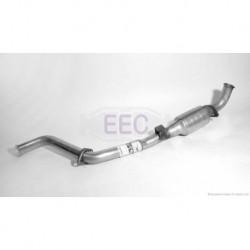 Catalyseur pour Opel Omega 2.5 TD Break 128cv 12v (véhicule Diesel) Moteur : 25DT - X25DT - X25TD