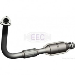 Catalyseur pour Opel Vectra 2.0 TDi/DTi Break 98cv 16v (véhicule Diesel) Moteur : Y20DTH