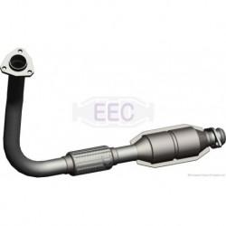 Catalyseur pour Opel Vectra 2.2 DTi Break 123cv 16v (véhicule Diesel) Moteur : Y22DTR