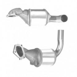 Catalyseur pour FIAT FIORINO 1.3 JTD (moteur : 199A2)
