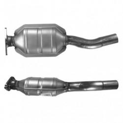 Catalyseur pour FIAT FIORINO 1.7 Turbo Diesel (moteur : 146D7)