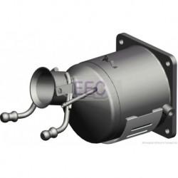 Catalyseur pour Peugeot 307 SW 2.0 HDi Break 110cv 8v (véhicule Diesel) Moteur : RHS(DW10ATED)