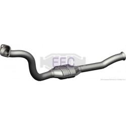 Catalyseur pour Peugeot Expert 1.9 Fourgon 68cv 8v (véhicule Diesel) Moteur : WJZ(DW8)