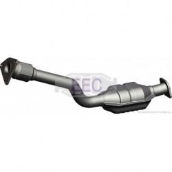 Catalyseur pour Renault Scenic 1.9 dCi MPV 105cv 8v (véhicule Diesel) Moteur : F9Q732 - F9Q733