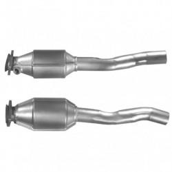 Catalyseur pour AUDI 80 1.8 8v Boite manuelle (moteur : RU - SD - DZ - SF - JM - NE - PM)