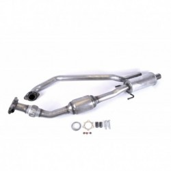 Catalyseur pour Toyota Avensis 2.2 D-4D Break 148cv 16v (véhicule Diesel) Moteur : 2AD-FTV
