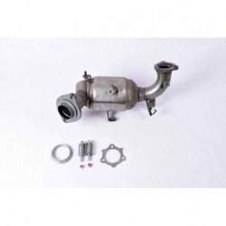 Catalyseur pour Toyota Corolla Verso 2.2 D-4D Verso MPV 134cv 16v (véhicule Diesel) Moteur : 2AD-FTV