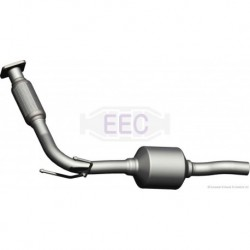 Catalyseur pour Volkswagen Lupo 1.7 SDi Hayon 60cv 8v (véhicule Diesel) Moteur : AKU