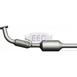 Catalyseur pour Volkswagen Polo 1.9 SDi Break 68cv 8v (véhicule Diesel) Moteur : AQM