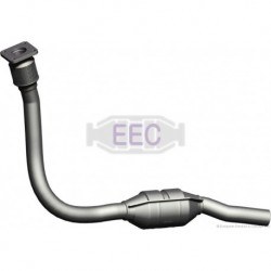 Catalyseur pour Volkswagen Polo 1.9 Hayon 64cv 8v (véhicule Diesel) Moteur : AEF