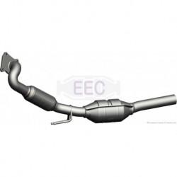 Catalyseur pour AUDI 100 2.8 V6 Boite auto (coté droit)