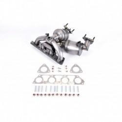 Catalyseur pour Audi A3 2.0 FSi Hayon 148cv 16v (véhicule Essence) Moteur : AXW - BLR - BLX - BLY