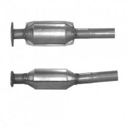 Catalyseur pour FIAT MULTIPLA 1.6 100 16v (moteur : 182A4)