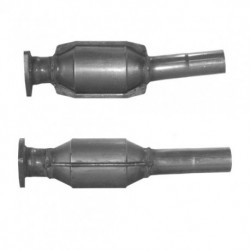 Catalyseur pour FIAT MULTIPLA 1.6 100 16v (moteur : 186A3 186A4)