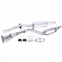 Catalyseur pour BMW 316i 1.8 i E46 Break 115cv 16v (véhicule Essence) Moteur : N42 - N46