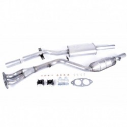 Catalyseur pour BMW 318i 2.0 Ci E46 Cabriolet 143cv 16v (véhicule Essence) Moteur : N42 - N46