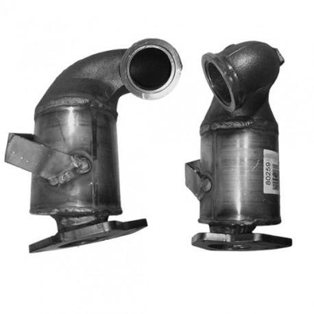 Catalyseur pour FIAT MULTIPLA 1.9 JTD (moteur : 186A6 - 186A8)