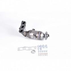 Catalyseur pour Citroen C1 1.0 Hayon 67cv 12v (véhicule Essence) Moteur : 1KR-FE