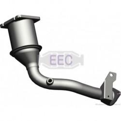 Catalyseur pour Citroen C2 1.1 Hayon 60cv 8v (véhicule Essence) Moteur : TU1JP