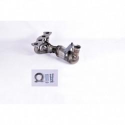 Catalyseur pour Citroen C4 1.6 VTi Coupé 118cv 16v (véhicule Essence) Moteur : EP6