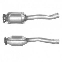 Catalyseur pour CHRYSLER GRAND VOYAGER 2.8 TD Mk.3 CRD Turbo Diesel