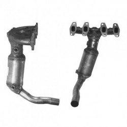 Catalyseur pour FIAT PANDA 1.1 8v (Catalyseur collecteur - 187A1)