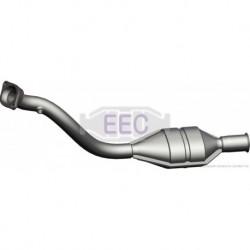 Catalyseur pour Citroen Xantia 1.6 Hayon 89cv 8v (véhicule Essence) Moteur : XU5JP