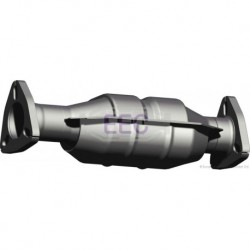 Catalyseur pour Daewoo Lanos 1.4 Hayon 74cv 8v (véhicule Essence) Moteur : A14SMS