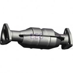 Catalyseur pour Daewoo Nubira 1.6 Break 104cv 16v (véhicule Essence) Moteur : A16DMS