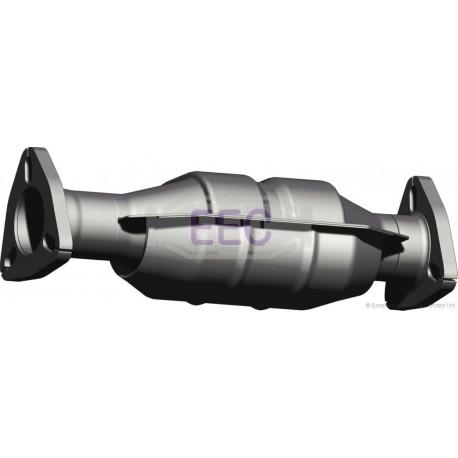 Catalyseur pour Daewoo Nubira 2.0 Break 131cv 16v (véhicule Essence) Moteur : X20SED