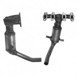 Catalyseur pour FIAT PANDA 1.2 8v 2wd (Catalyseur collecteur - 188A4)