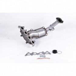 Catalyseur pour Fiat Punto 1.2 Hayon 79cv 16v (véhicule Essence) Moteur : 188A5.000