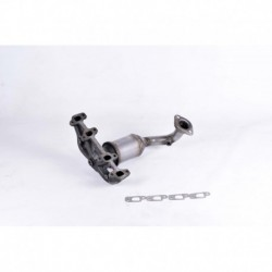 Catalyseur pour Ford Courier 1.3 Fourgon 59cv 8v (véhicule Essence) Moteur : J4C - J6B