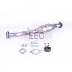 Catalyseur pour Ford Escort 1.4 CFi Break 70cv 8v (véhicule Essence) Moteur : F6F - F6G