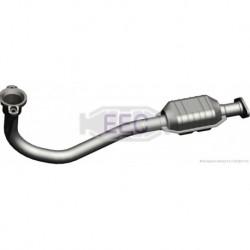 Catalyseur pour Ford Escort 1.6 Cabriolet 90cv 16v (véhicule Essence) Moteur : L1E
