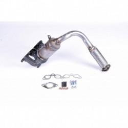 Catalyseur pour Ford Fiesta 1.25 Hayon 74cv 16v (véhicule Essence) Moteur : DHA - DHB - DHC - DHD - DHE - DHF - DHG
