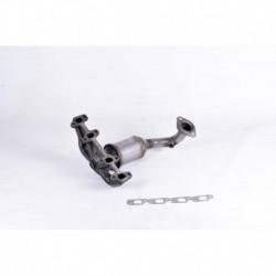 Catalyseur pour Ford Fiesta 1.3 Fourgon 59cv 8v (véhicule Essence) Moteur : J4C