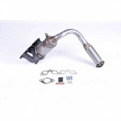 Catalyseur pour Ford Fiesta 1.4 Hayon 89cv 16v (véhicule Essence) Moteur : FHA - FHE