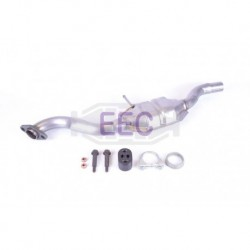 Catalyseur pour Ford Fiesta 1.4 CFi Hayon 70cv 8v (véhicule Essence) Moteur : F6E