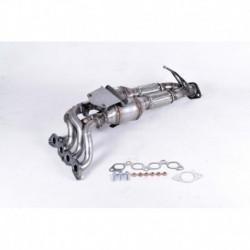 Catalyseur pour Ford Focus 1.6 Ti-VCT Break 113cv 16v (véhicule Essence) Moteur : HXDA - HXDB