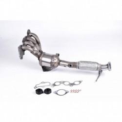 Catalyseur pour Ford Focus 1.8 Break 123cv 16v (véhicule Ess/Bioéthanol) Moteur : Q7DA
