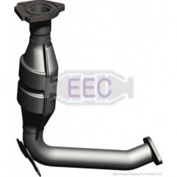 Catalyseur pour Ford Focus 2.0 Break 128cv 16v (véhicule Essence) Moteur : EDDB - EDDC - EDDD - EDDF