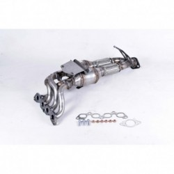 Catalyseur pour Ford Focus C-MAX 1.6 Ti-VCT MPV 113cv 16v (véhicule Essence) Moteur : HXDA - SIDA