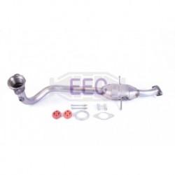 Catalyseur pour Ford Mondeo 1.6 Hayon 89cv 16v (véhicule Essence) Moteur : L1F
