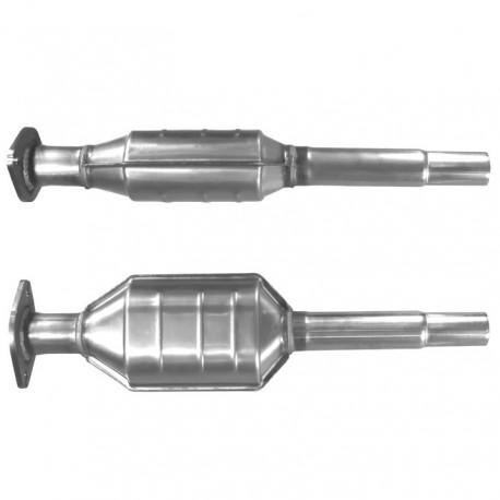 Catalyseur pour FIAT PUNTO 1.2 75 (moteur : 176A6 MPi)