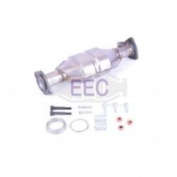 Catalyseur pour Honda Civic 1.4 Berline 89cv 16v (véhicule Essence) Moteur : D14A4 - D14Z2 - D14Z4